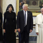 Trump and Pope. I have questions.